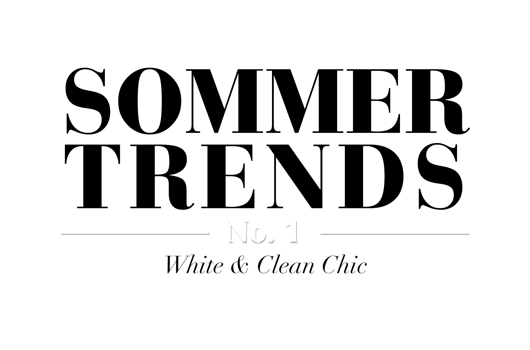 Sommertrends #1