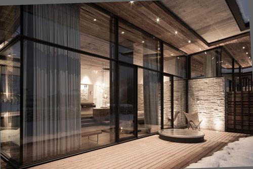 Gogl Architektur Design Hotel Wiesergut Coultique