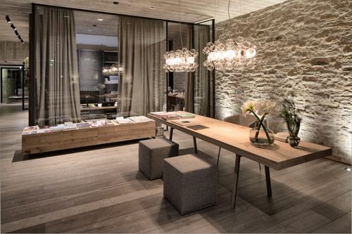 Gogl architektur design hotel wiesergut coultique for Designhotel hinterglemm