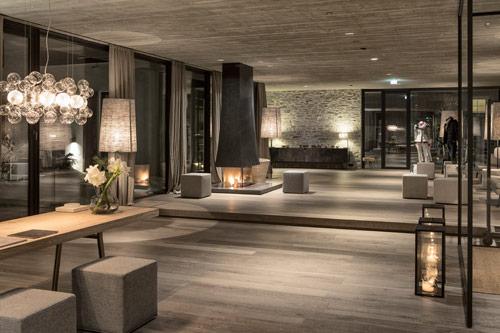 Büro design holz  Gogl Architektur – Design Hotel Wiesergut » Coultique