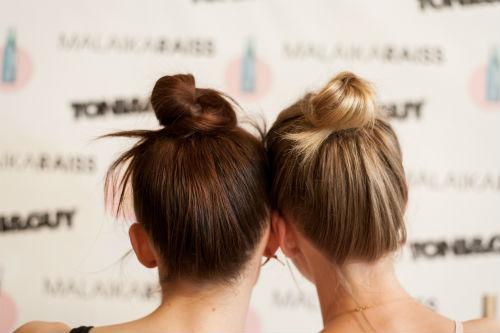 Die Masken für das Haar aus dem Kefir