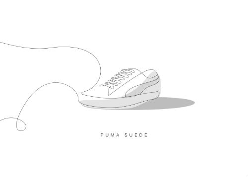 differantly_one_line_memorable_sneakers_puma_suede_coultique