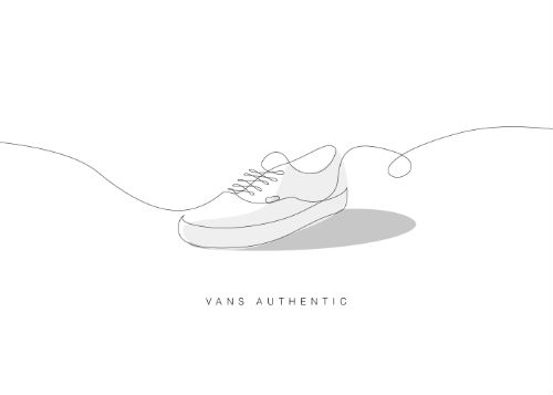 differantly_one_line_memorable_sneakers_vans_authentic_coultique