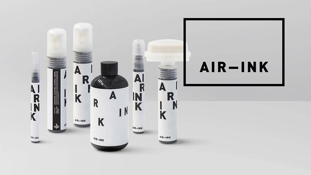 TIGER AIR-INK – Wenn Luftverschmutzung zu Street Art wird