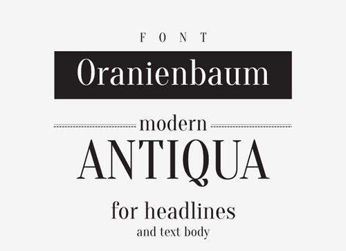 free_typo_oranienbaum_coultique