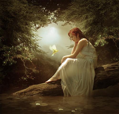 Fantasy Art Miradita By Elenadudina