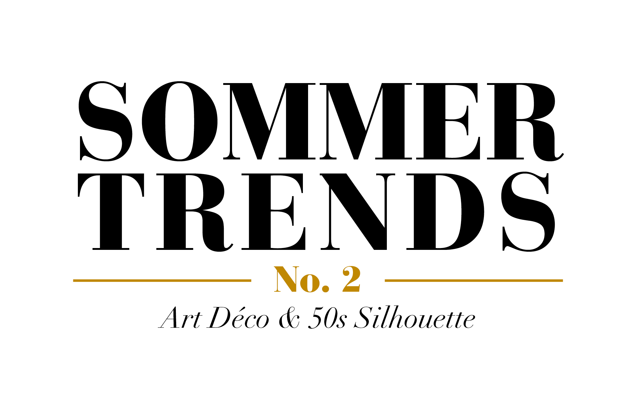 Sommertrends #2