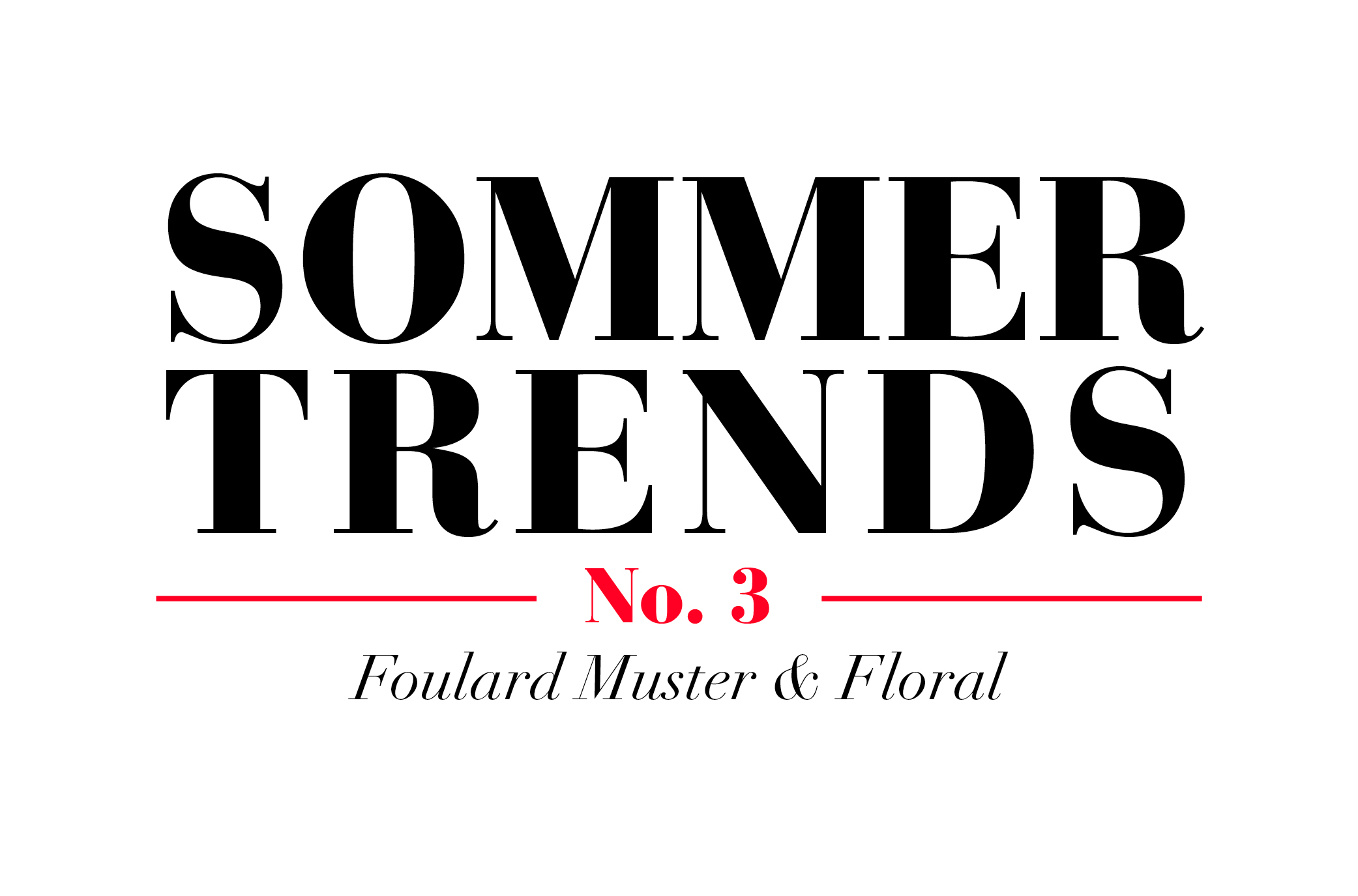 Sommertrends #3