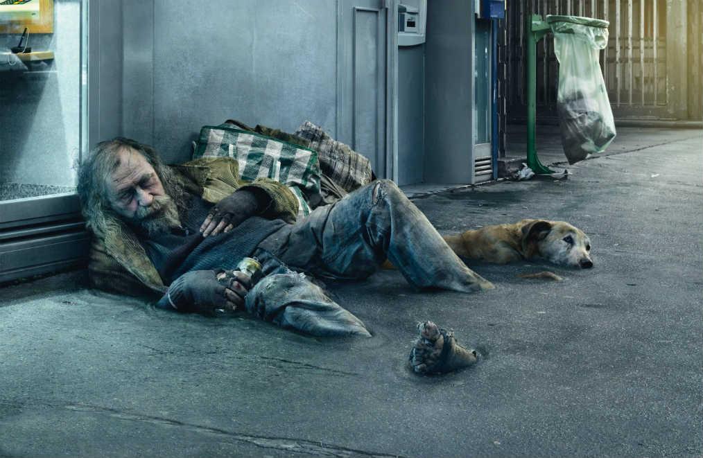 Christophe Huet – Homeless