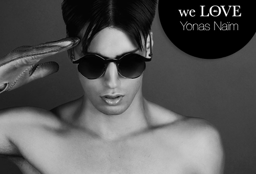 Models we LOVE – Yonas Naïm