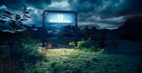 Uli Staiger – On my way by train!