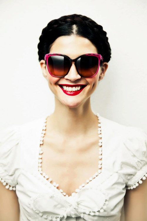lena_hoschek_eyewear_ss_13_acapulco_pink_brown_gradient_coultique