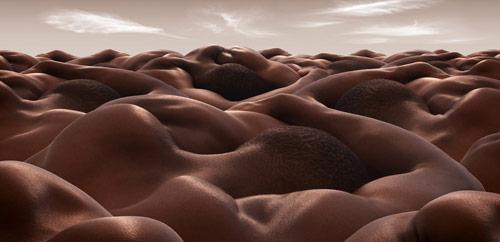 carl_warner_body_landscapes_the_desert_of_sleeping_men_coultique