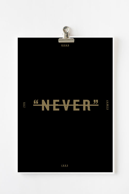 nick_barclay_bond_poster_never_say_never_again_coultique
