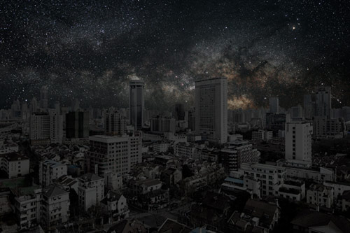 thierry_cohen_darkened_cities_shanghai_01_coultique