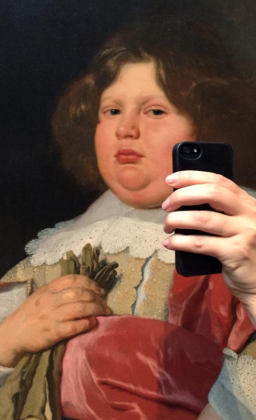 olivia_muus_museum_historical_portrait_selfie_03_coultique