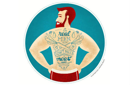 steffen_kraft_real_men_dont_need_meat_front_coultique