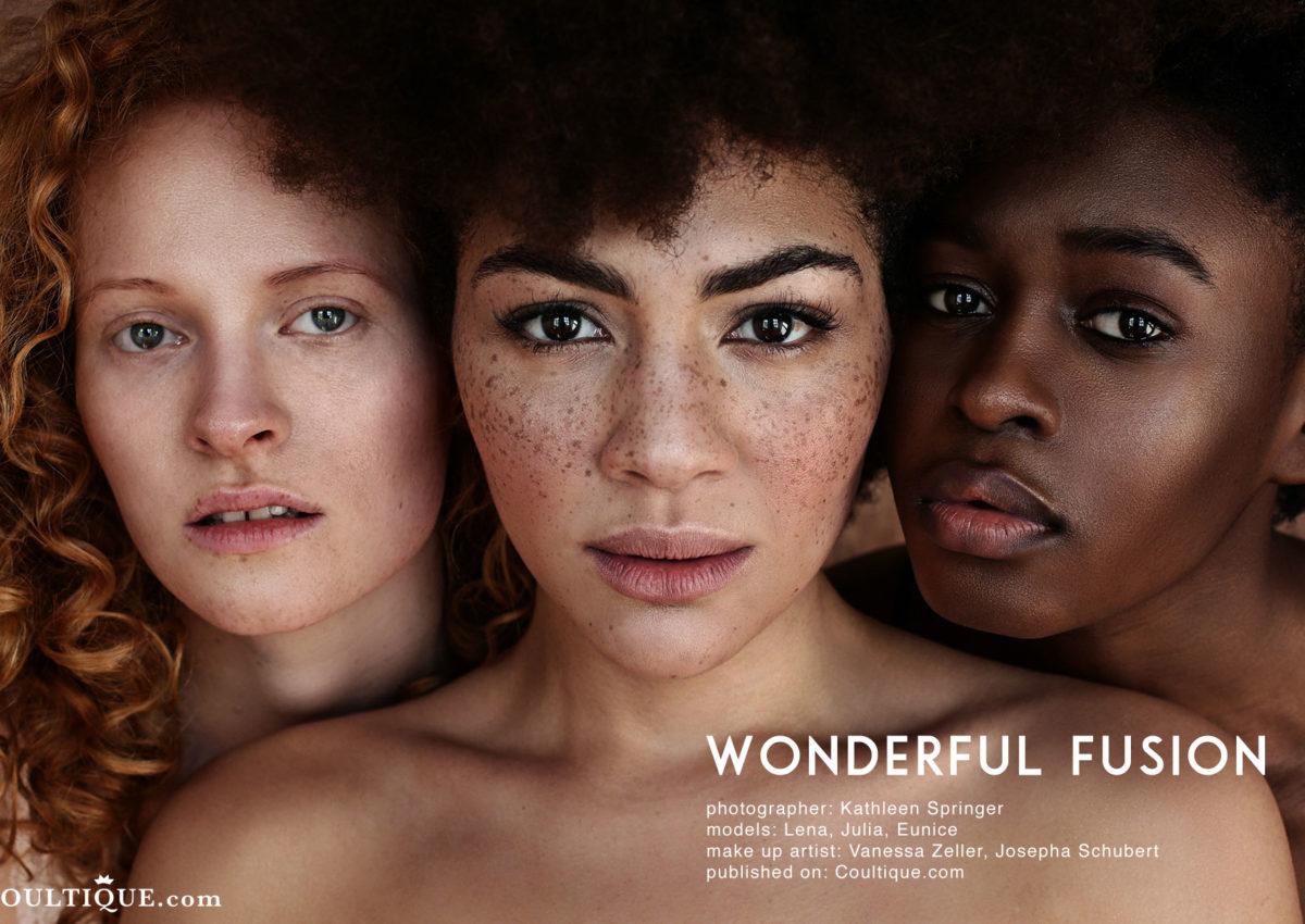 COULTIQUE-EXKLUSIV: Kathleen Springer – Wonderful Fusion