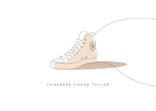 differantly_one_line_memorable_sneakers_converse_chuck_taylor_coultique
