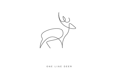 differantly_oneline_deer_coultique