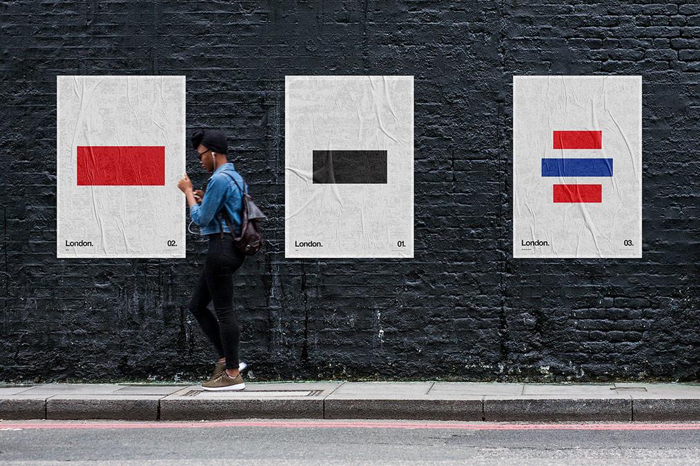 I love London – Nick Barclays Hommage an London