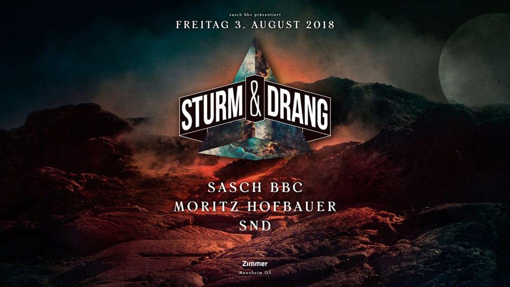 iwenZ – Sturm & Drang präsentiert von DJ SASCH BBC
