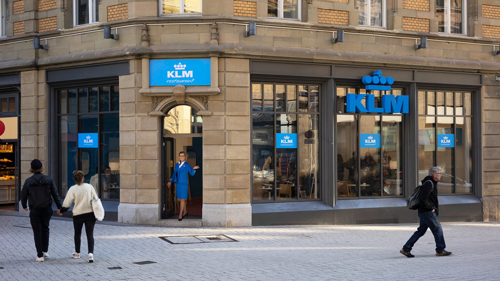 KLM – We are an Airline (sponsored post)