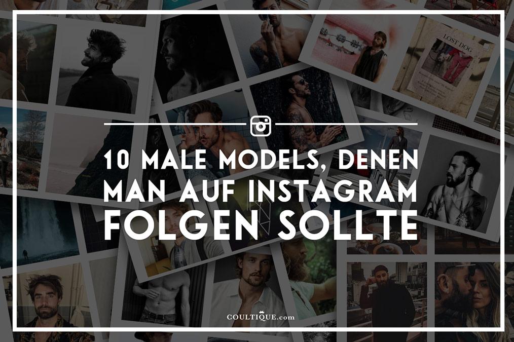 10 bärtige Male Models, denen man auf Instagram folgen sollte