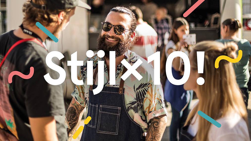 iwenZ: Stijl – 10 Jahre StijlMarkt!