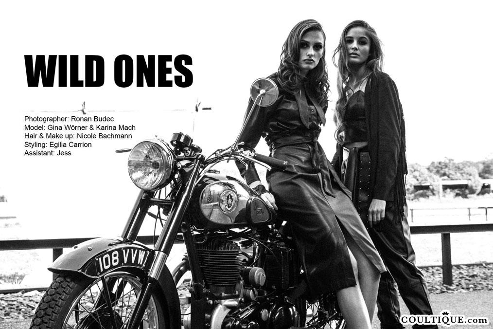 COULTIQUE-EXKLUSIV: Ronan Budec – Wild ones