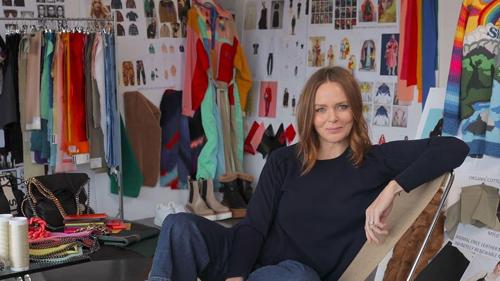 Modedesignerin Stella McCartney