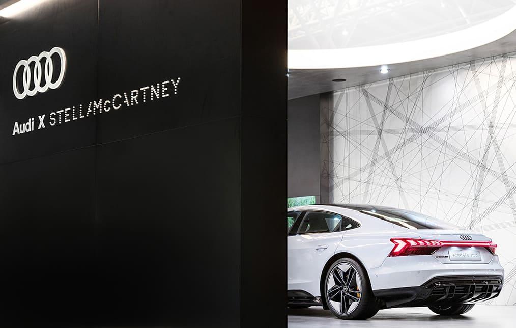 Audi x Stella McCartney – Nachhaltigkeit in all ihren Facetten